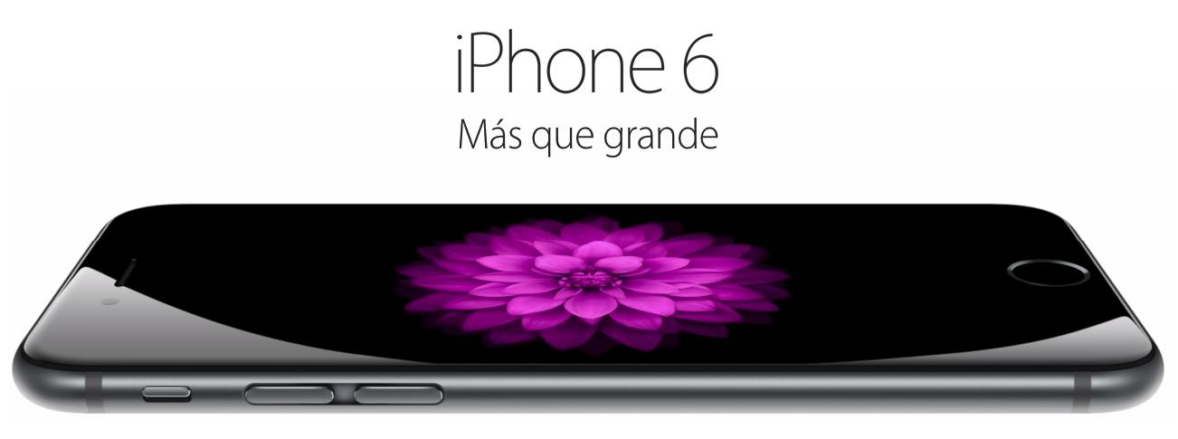 iPhone 6 Reparar Mac