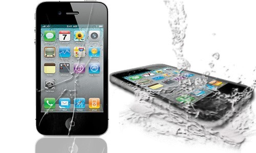 reparar iphone mojado