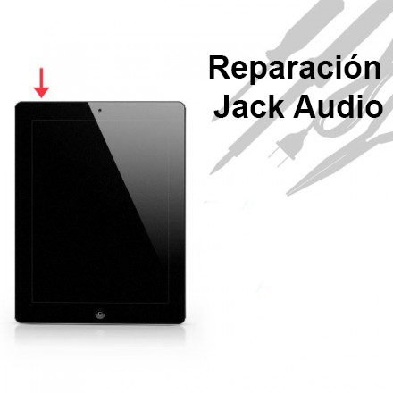 reparacion-jack-audio-ipad