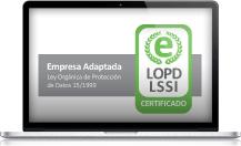 LOPD LSSI